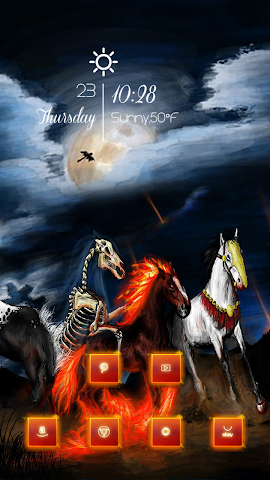 android The Cool Hhorse Screenshot 1