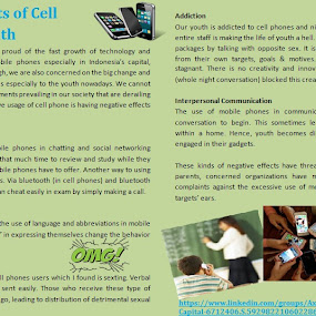 negative effects of cell phone on