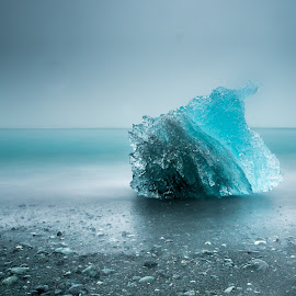 iceberg by Krishanu Roy - Landscapes Travel