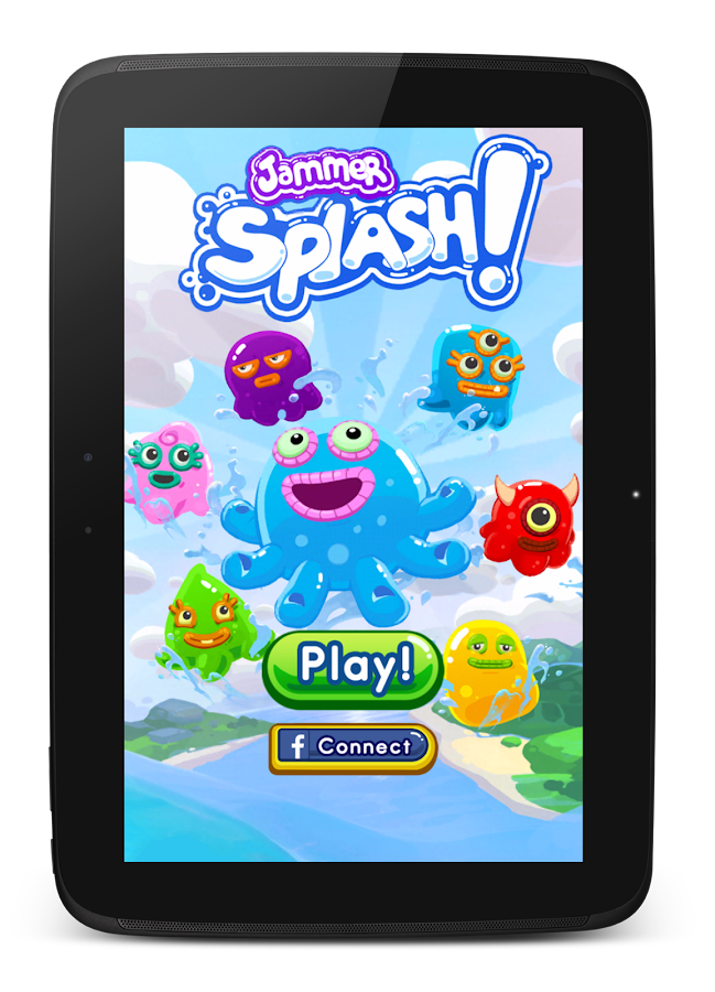 Jammer Splash Screenshot 10