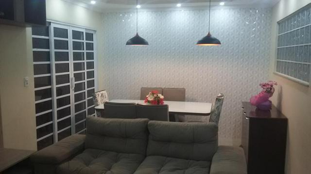 Casa com 3 dormitórios à venda, 120 m² por R$ 455.800 no Jd São Sebastião