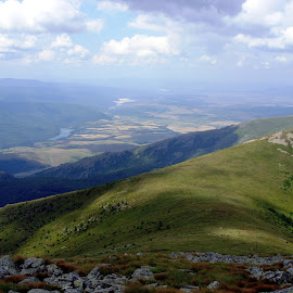 Balkan Mountains4 by Rumi Angelova - Landscapes Mountains & Hills ( mountain, nature, balkan, tourism, highlands )