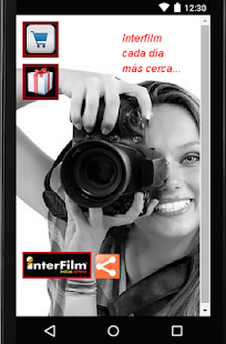 Interfilm - screenshot