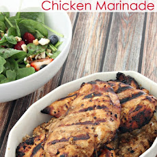 Favorite Grilled Chicken Marinade