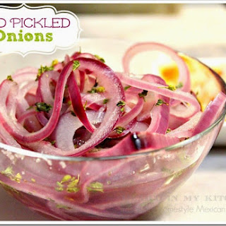 How to make Red Pickled Onions