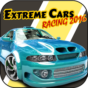 3D Extreme Cars Racing 2016