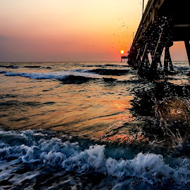 Sun Rise by Etta Cox - Instagram & Mobile iPhone