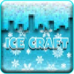 Ice Craft - Winter Crafting and Survival Icon