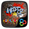 Graffiti GO Launcher Theme APK for Bluestacks