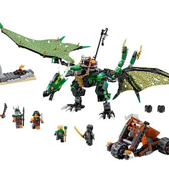 Зелёный Дракон NRG