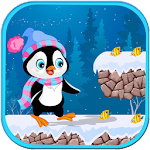 Penguin Run Adventure Icon