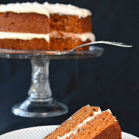 Vintage Tomato Soup Layer Cake