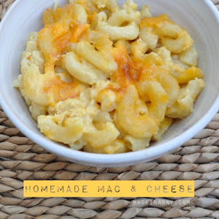 Homemade Macaroni And Cheese Sour Cream Recipes