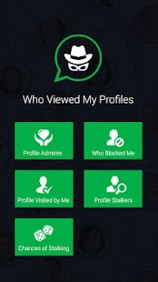 Profile Tracker For Whatsapp- screenshot thumbnail