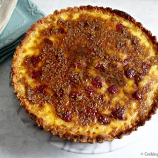 Creme Brulee Tart Fruit Recipes