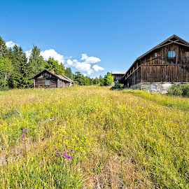 Abandoned farmhouse by Svein Hurum - Buildings & Architecture Decaying & Abandoned