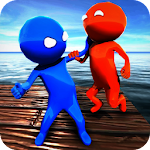 Beast Wrestling of Gangsters Stickman Fighting For PC / Windows / MAC