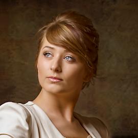 by John Scott - People Portraits of Women