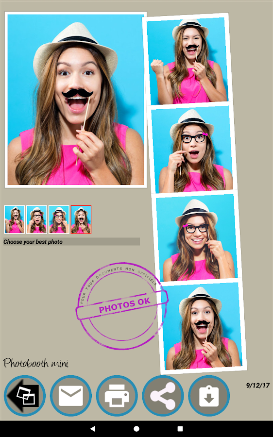Photobooth mini FULL Screenshot 12
