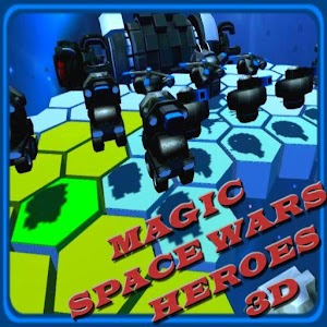 Magic Space Wars Heroes 3D