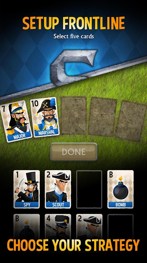 Stratego® Battle Cards Screenshot 3