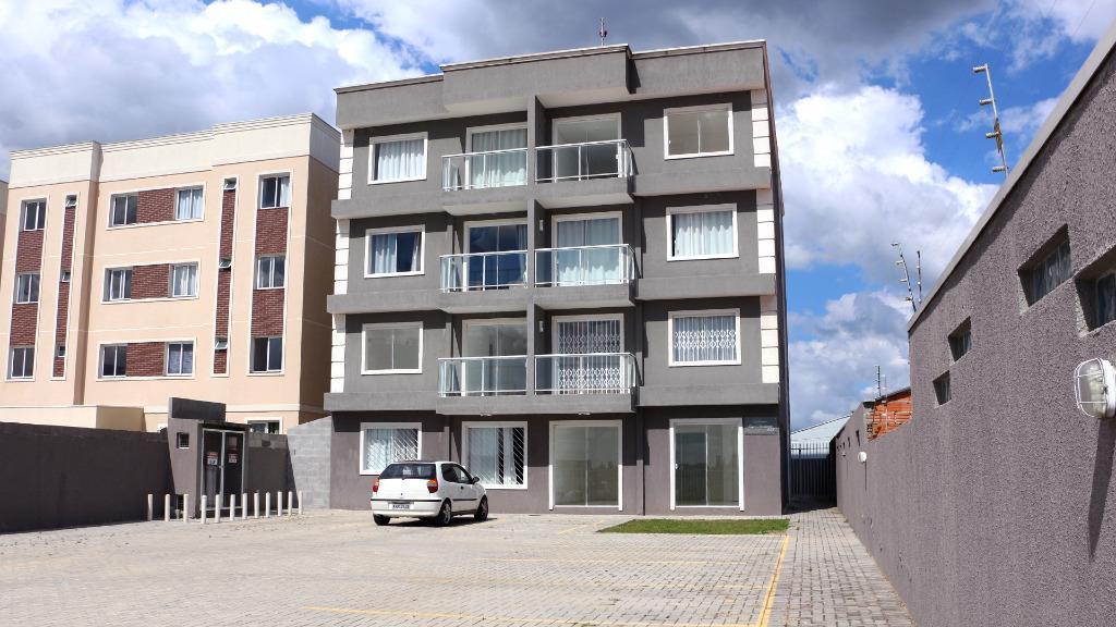 Apartamento residencial à venda, Parque da Fonte, São José dos Pinhais.