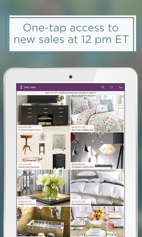 Wayfair - Furniture & Decor Screenshot 6