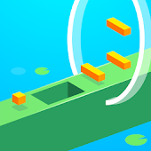 Download Peaceful Path: Jump and Relax APK on PC
