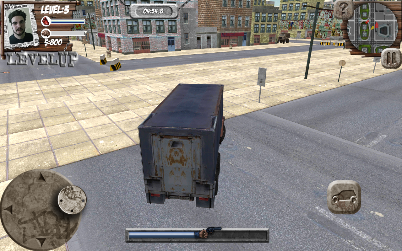 Russian Crime Truck Theft Screenshot 5