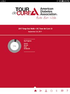 Free ADA Tour de Cure APK for Windows 8