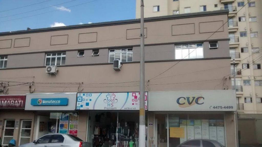 Conjunto Comercial para Locação - Santo André