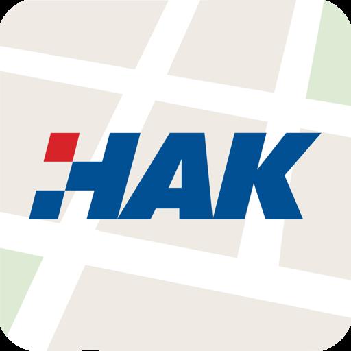 Android aplikacija HAKmap na Android Srbija