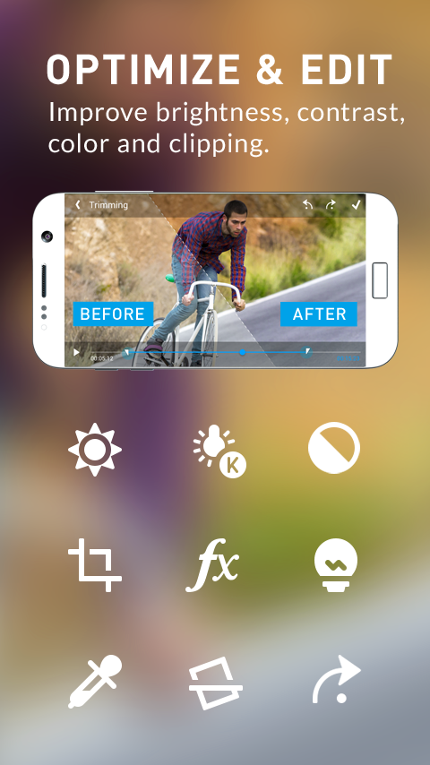 Camera MX - Photo, Video, GIF Screenshot 5