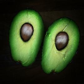 Split avocado by Jens Thelander - Food & Drink Fruits & Vegetables