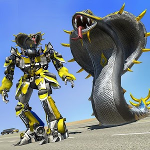 Snake Transform Robot Games For PC (Windows & MAC)