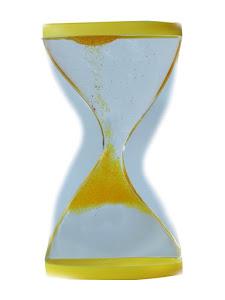 """Песочные Часы """"Волшебные"""" Обратные"""