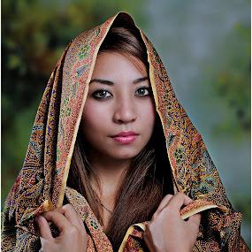 loretta # 4 by Tuty Ctramlah - People Portraits of Women