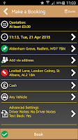Screenshot of HERTS CARS - MINICAB - TAXI