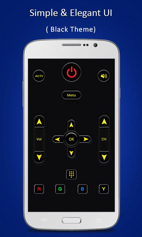 Universal TV Remote ControlPRO Screenshot 2