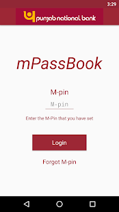 App PNB mPassBook apk for kindle fire