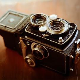 TLR camera by Indra Prihantoro - Artistic Objects Other Objects ( tlrcamera, artistic objects,  )
