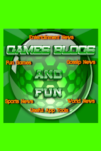 Games Blogs and Fun - screenshot