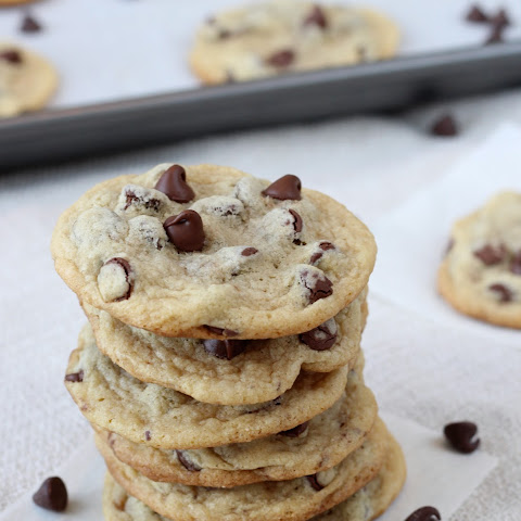 Silver Dollar Chocolate Chip Cookies | American Heritage CookingAmerican Heritage Cooking