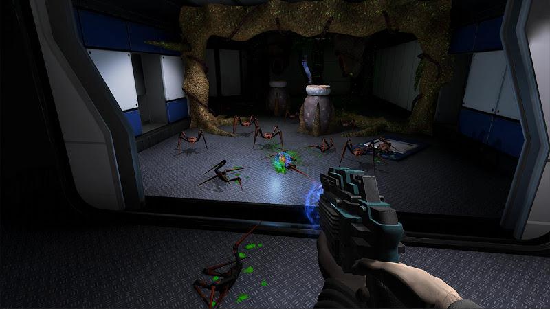 Return to Planet X Screenshot 2