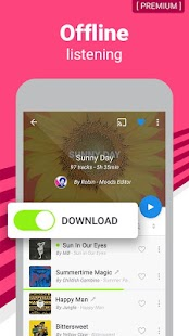 Deezer Music Player: Songs, Radio & Podcasts Screenshot