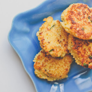 Couscous Fritters