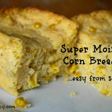 Super Moist Corn Bread