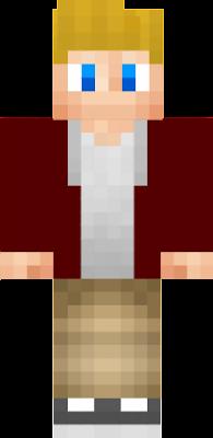 Girl *HOT BLONDE* Minecraft Skin