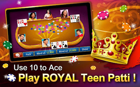 Teen Patti - 3 Patti 1.3.7 screenshot 507679
