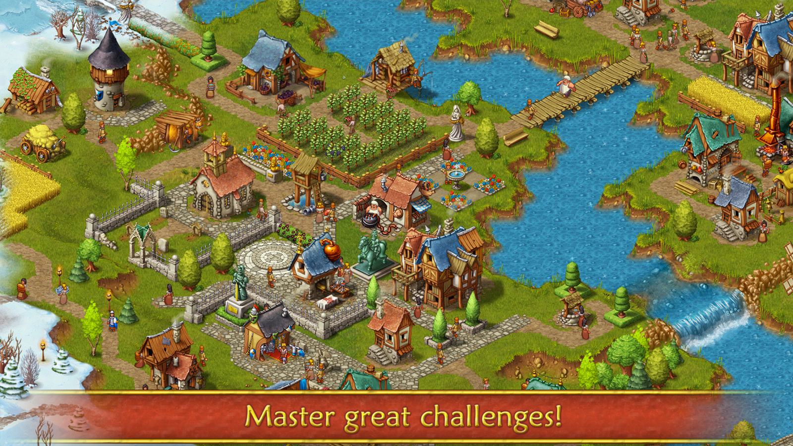 Townsmen Premium Screenshot 18